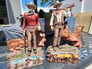 John Wayne Figures Collectibles