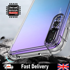 Case For Huawei P30 Cover Clear Slim Silicone Shockproof Gel Bumper Resistant
