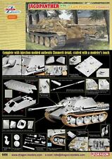 1/35 Dragon Sd.Kfz.173  Jagdpanther Ausf.G1 Early Production w/Zimmerit #6494