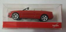 Herpa 024174  Audi A5 ® Cabrio brillantrot 1/87