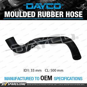 Dayco Lower Radiator Hose for Toyota Estima ACR30 Tarago ACR30R 2.4L