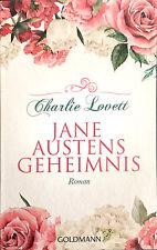 Charlie Lovett: Jane Austens Geheimnis (2016, Taschenbuch)