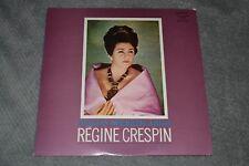 Regine Crespin~Italian Operatic Arias~London SLC 2114~Japanese IMPORT~Insert