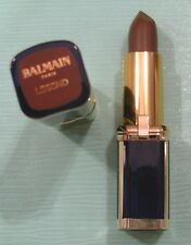 new LOREAL PARIS limited edition X BALMAIN lipstick collection LEGEND couture