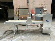 2009 Lvo Sm224 9 Donut Production Sheeter With Cutters