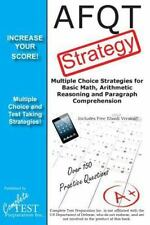 Afqt Test Strategy: Winning Multiple Choice Strategies for the Armed Forces Qual