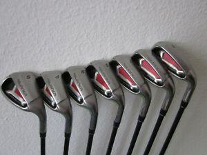 Golfschläger gebraucht Taylor Made Eisen 5.6.7.8.9.P.S.