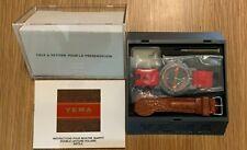 YEMA bipôle 1990 expédition Transantarctica Montre à Quartz Batterie Remplacée