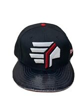 New Era 59/Fifty Syracuse Chiefs Fitted Cap Sz 8 Black