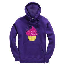 Rebecca Zamolo Kids Hoodie (Pink Cupcake) Hooded Sweatshirt Girls Boys YouTuber