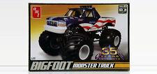 Amt 668 Bigfoot Ford Monster Truck  Plastic Model Kit 1/25