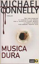 Libro - Michael Connelly - Musica dura - Piemme Pocket 2002 | buono