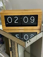 London Clock Company Stor Flip Mantel Clock 03140