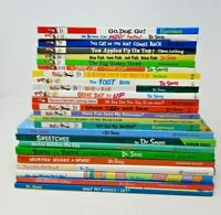 Huge Lot of 25 Dr Seuss Hardcover Books