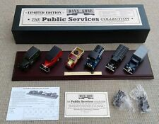 THE PUBLIC SERVICES COLLECTION - PS1006 - LLEDO PLC -  LTD EDN & COA - BOXED.