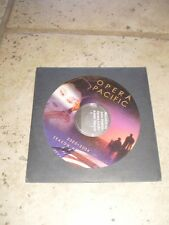 Opera Pacific 2003 - 2004 Season Highlights Promo CD Very Good cond. LOOK!