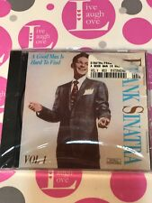FRANK SINATRA ~ A Good Man Is Hard to Find ~ CD ~ NEW & SEALED