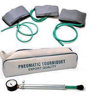 Pneumatic Tourniquet System Manual With Bag free Shipping