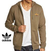 Adidas Originals Mens GSG9 Full Zip Hoodie Hoody Jacket Free Tracked Post XS & S