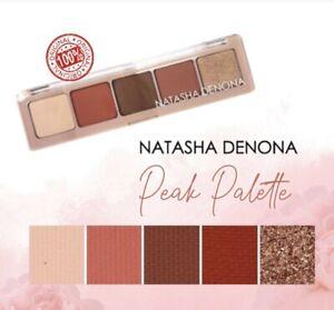 Natasha Denona ~ Peak Eyeshadow Palette ~ BoxyCharm Edition ~ BNIB