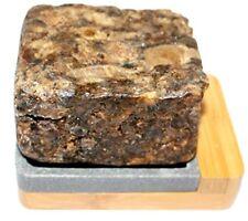 Raw African Black Soap Organic Pure Unrefined by Adasa