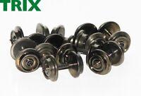 Trix Express H0 E33339010-S DC-Gleichstrom Radsatz Nadellager (10 Stück) - NEU