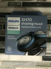 Philips Norelco Replacement Shaving Head Unit SH70/72 New #0288