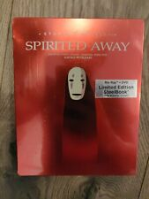 Spirited Away [ Limited Edition Steelbook ] (Blu-ray + Dvd) Slight Damage