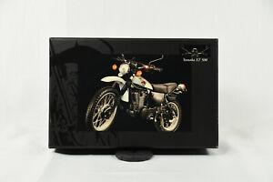 MINICHAMPS 1/12 YAMAHA XT 500 1981 Classic Bike Series #20 (Broken Part)