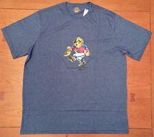 Polo Ralph Lauren Old Football Bear Short Slevs Classic Tee T Shirt Big Tall 4xb