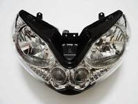 2008-2015 Headlight For Kawasaki GTR1400 Europe Assembly Headlamp Front ZG1400