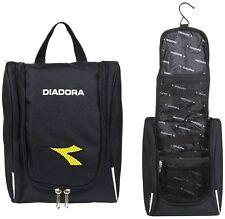 NEW TRAVEL BAG DIADORA STORAGE TOILETRIES DESIGNER HANGING BRANDED SMALL ZIP BAG