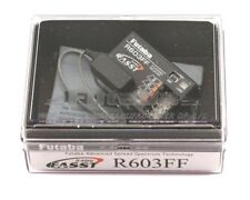 Futaba R603FF 3ch 2.4ghz FASST Receiver RX FUTL7631 3GR 3PM 3PKS 3VCS 4PK 4PKS