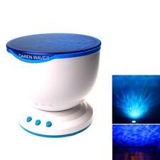 Ocean Wave Light Projector Lamp Multi Color Romantic Aurora Master LED Light New