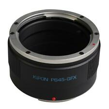 Kipon Adapter For Pentax 645 Lens to FUJI Fujifilm G-Mount GFX 50S Pro Camera