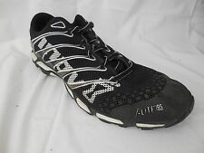 Inov-8 F-Lite 195 Mens 6.5 M Black White Cross Training Running Shoes Womens 8 M