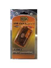 Bilora USB Card Reader 1 35 in 1 SD-HC Compatibel