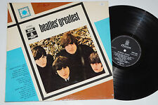 THE BEATLES -Beatles' Greatest- LP Parlophone / EMI ‎(OMHS 3001)