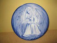 Francoise Saumande 1977 Collector Plate Haviland*Limoges*France*Mother child