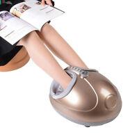 Electric Shiatsu Foot Massager Heating Rolling Air pressure Massage Machine