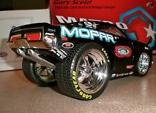 "NHRA GARY SCELZI Top Fuel Dragster FUNNY CAR 69 Charger ""RARE"" 2005 Champion"