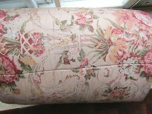 RALPH LAUREN GUINEVERE Sateen Full/Queen Floral Comforter