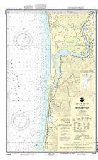 NOAA Chart Nehalem River 26th Edition 18556