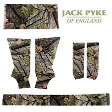 Jack Pyke Rifle Camo Wrap 6 Piece Kit Self Adhesive