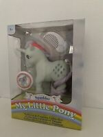 My Little Pony Unicorn & Pegasus Collection SPARKLER Retro 80's Re-release!