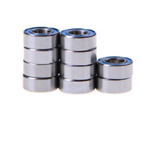 10x MR105-2RS roulements scellés en caoutchouc miniature portant 5x10x4m_ft