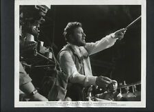 PETER USTINOV DIRECTS HIS FILM ON SET - 1961 ROMANOFF + JULIET - COLD WAR SATIRE