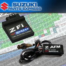 2017 SUZUKI GSXR 1000 BAZZAZ Z-FI FUEL CONTROLLER ZFI & ZAFM SELF MAPPING KIT