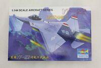 1/144 Trumpeter USA YF-22 Aircraft Model LIGHTNING II Military Air Craft