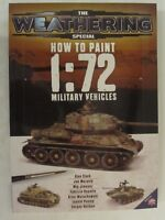 The Weathering: How to Paint 1:72 Military Vehicles by Mig Jimenez